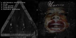 untrue cd cover by metabolichate