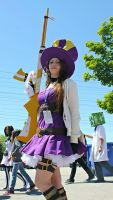 Anime North 2013 XL by RaindropsOnRoses21