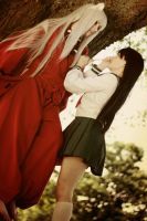 Inu Yasha - The Moment We Met by aco-rea