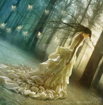 Gaia by jillienGraphics