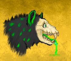 Toxic hyena by CensorThis