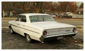 1964 Galaxie 500 Rearview by TheMan268