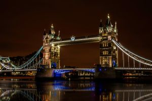 Tower Bridge by MartinSar