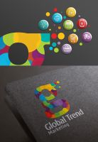 Global Trend Branding by Lemongraphic