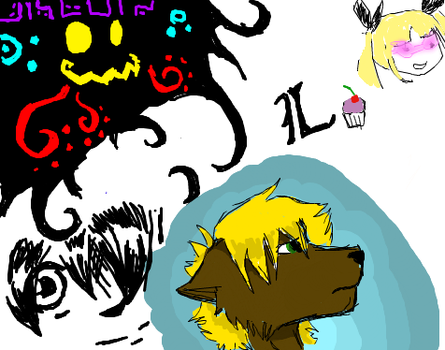 iscribble board 2 by furrylover667