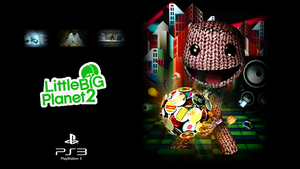 PS3 LittleBigPlanet 2 by CrossDominatriX5
