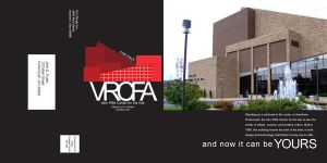 VRCFA Brochure Outer Spread by alostrael444