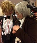APH Cosplay-What's your Secret? by nursal1060