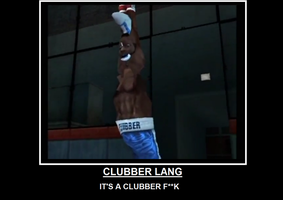 UH...Clubber Lang??? by TheCommanderSamir