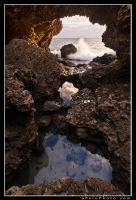 Keyhole Cave by aFeinPhoto-com