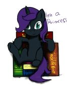 Nyx is Princess by AmazingSpringHandy