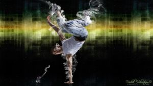Street dancer wallpaper by The-proffesional