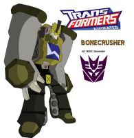 TF: Animated Bonecrusher by Heavynova
