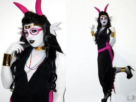 Classystuck Feferi Cosplay by Axylh