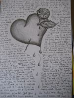 Ballad for the bleeding hearts by millionfaces