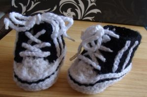 Collingwood booties by Craftcove