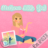 Muneca Little Girl .- by TutosCrayoncita