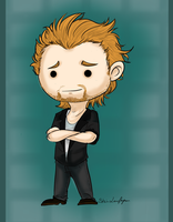 Hiddlestoned XD by H4NDS0M3-J4CK