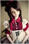 Red Alice by Knibitz