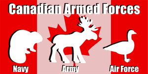Join the Canadian Forces by ShiloT