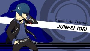 Persona Q: Shadow of the Labyrinth [3DS] Junpei_iori___persona_x_danganronpa_by_darkside989-d78tis2