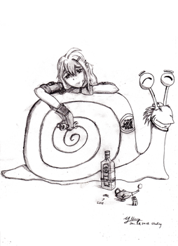 Snail Repair by IntoTheFuturr