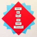 The Daily Magnet #160 by FridgePoetProject