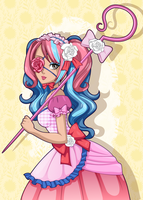 Lilly-Bo Peep by sparks220stars