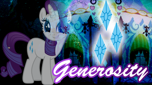 (Harmony Series) Generosity by DalekstuGaming