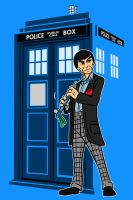 the second Doctor by AlanSchell