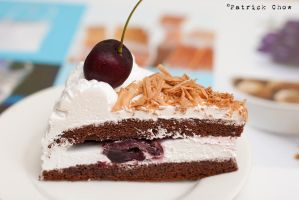 Blackforest cake 2 by patchow