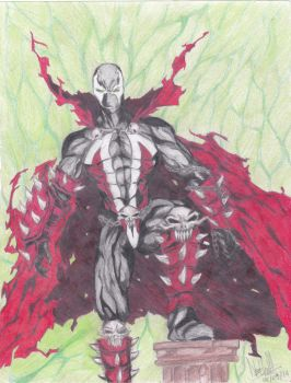 Spawn by N3thruH