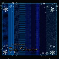 Textures Blue Collection by Natalivesna