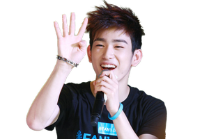 JR. (Park Jin Young) Render 1 by 4ever29