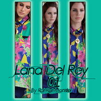 Photopack Lana Del rey by rahrahmonster