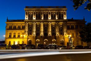 Hungarian Academy of Sciences by kalmarn