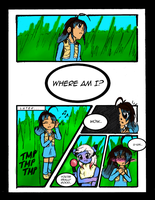 ReBurst R7 -  The Munchkin Expedition pg 2 by GuardianofLightAura