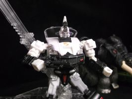 TRANSFORMER CUSTOM RAD 2 WIP by forever-at-peace