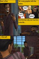 TheSims2 - Dons one and only by p3rsonalslav3r