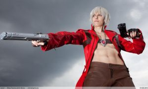 Dante Cosplay - Storm by Abessinier