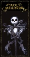 .:Jack Skellington:. by GhoulSoul