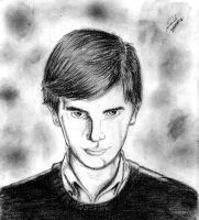 Norman Bates by GIAN092