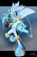 Silver: Put your hands UP by ricaHama