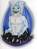 Vetricanth Badge -- COMMISSION-- by EyonSplicer
