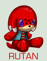 Plushie Collection: Rutan by WingedHippocampus