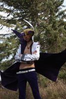 Rockstar- Axel Disgaea Cosplay by Detailed-Illusion