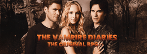 The Vampire Diaries- The Original by N0xentra