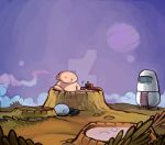 The Steam bath - Animation by guimero64