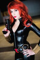 Black Widow by NikitaCosplay