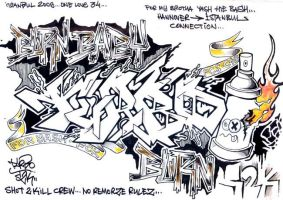 Sketch for YASH's Blackbook by Turbo-S2K